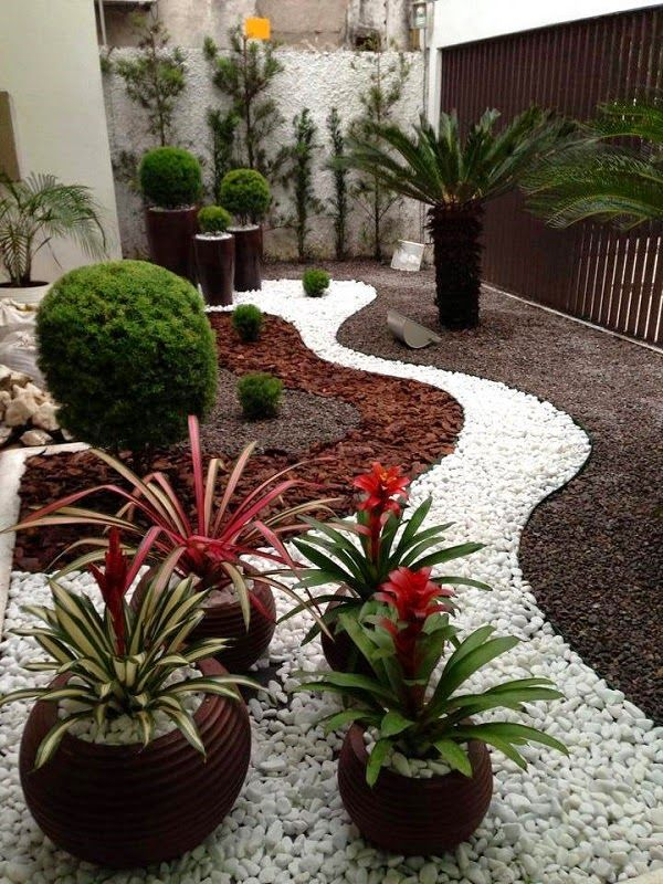 ideas para Decorar y Organizar el jardín