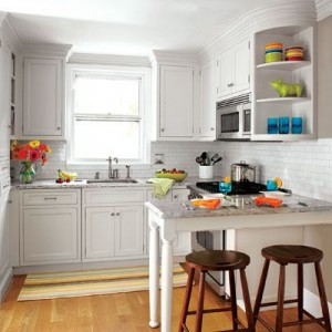 ideas para decorar cocinas chicas