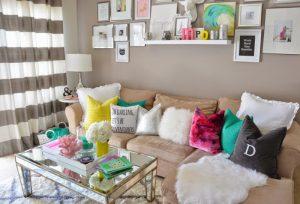 Ideas diseño de salas pequeñas