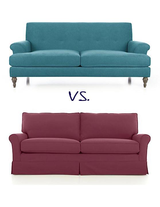 Usar sofas con patas decoracion de interiores fachadas - Patas para sofas ...