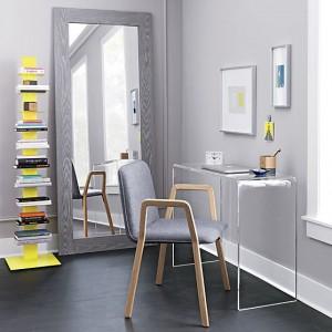uso de espejos espacios pequenos