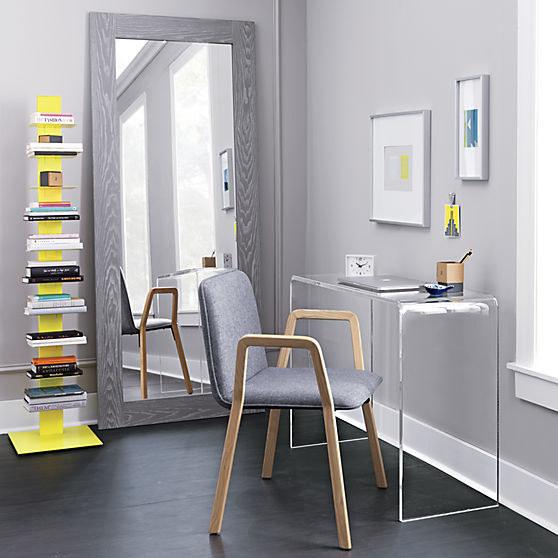 Uso de espejos espacios pequenos decoracion de for Como organizar espacios pequenos