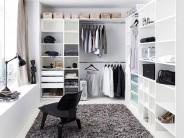 Como organizar un vestidor