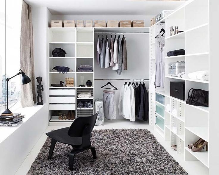 Como Organizar Un Vestidor - Como-organizar-un-vestidor