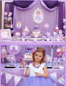 50 temas para fiesta de Cumpleaños de una niña