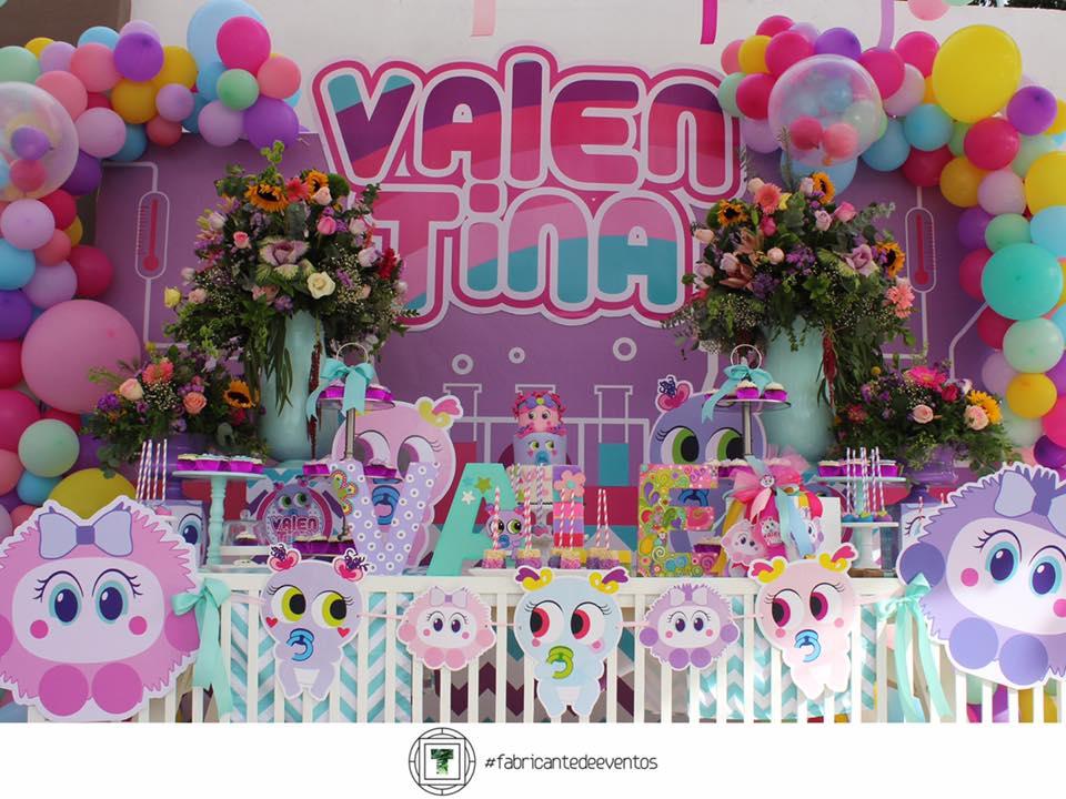 50 temas para fiestas de ni a tematicas de cumplea os for Decoracion para fiesta de cumpleanos de nina