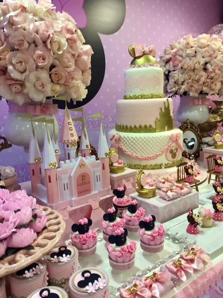 Temas para Fiestas para Niña de Minnie Mouse