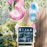 Temas de fiestas para niña