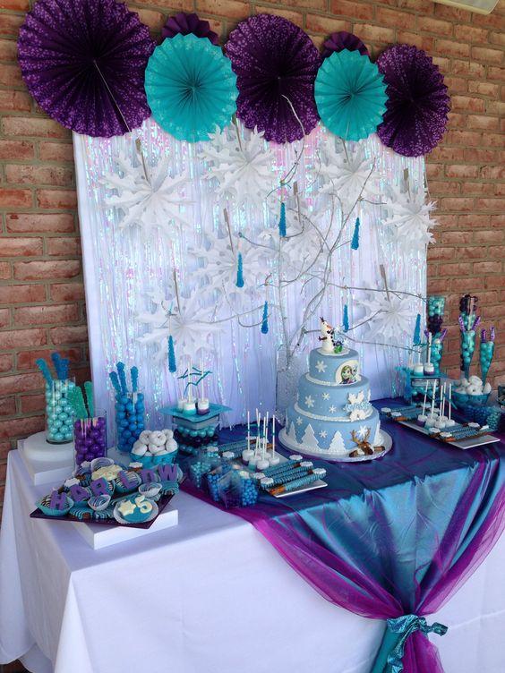 50 temas para fiestas para nina 7 for Adornos originales para decorar casa