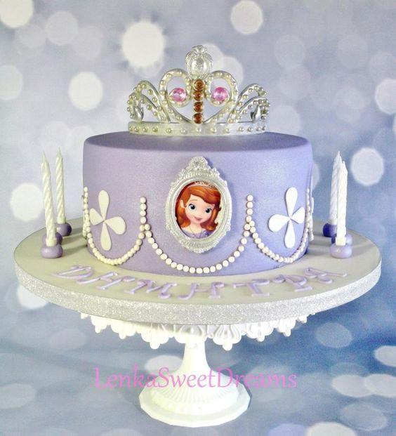 53dd0712c Ideas para fiesta de cumpleaños de Princesita Sofia