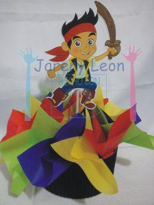 Cumpleaños de jake y los pirata de nunca jamasCumpleaños de jake y los pirata de nunca jamas