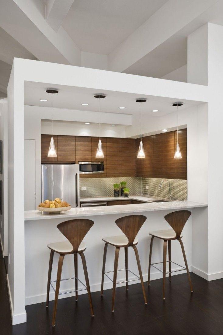cocinas-chicas-ideas | Decoracion de interiores Fachadas para casas ...