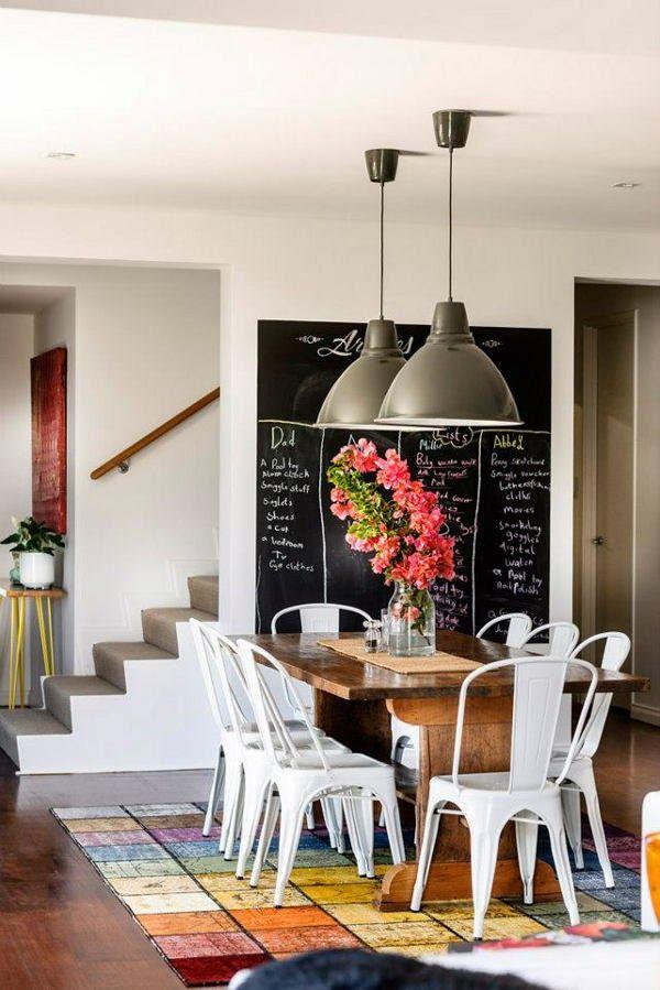 Comedores mesas rusticas 8 decoracion de interiores for Fachadas de comedores