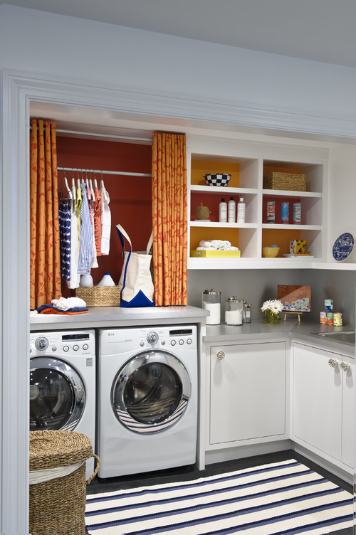 Como organizar el cuarto de Lavado | Decoracion de interiores ...