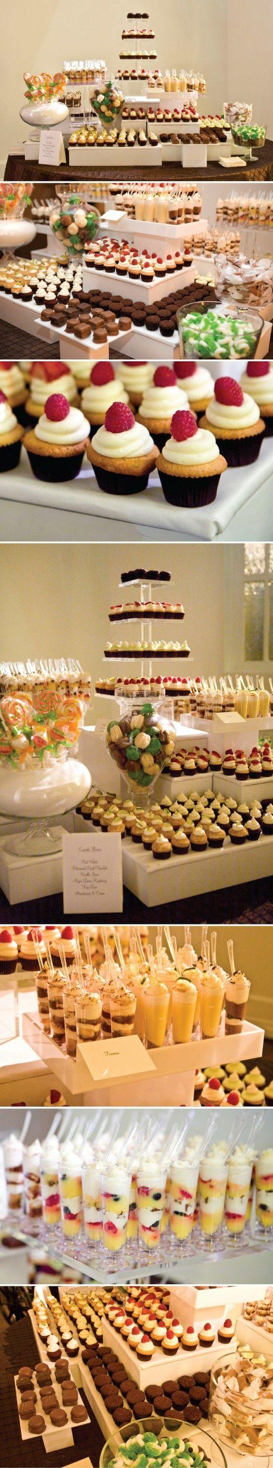 Como decorar una mesa de dulces top como decorar una mesa - Como organizar una mesa dulce ...