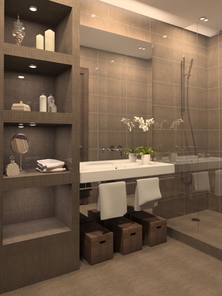 Ideas Para Organizar El Baño Como