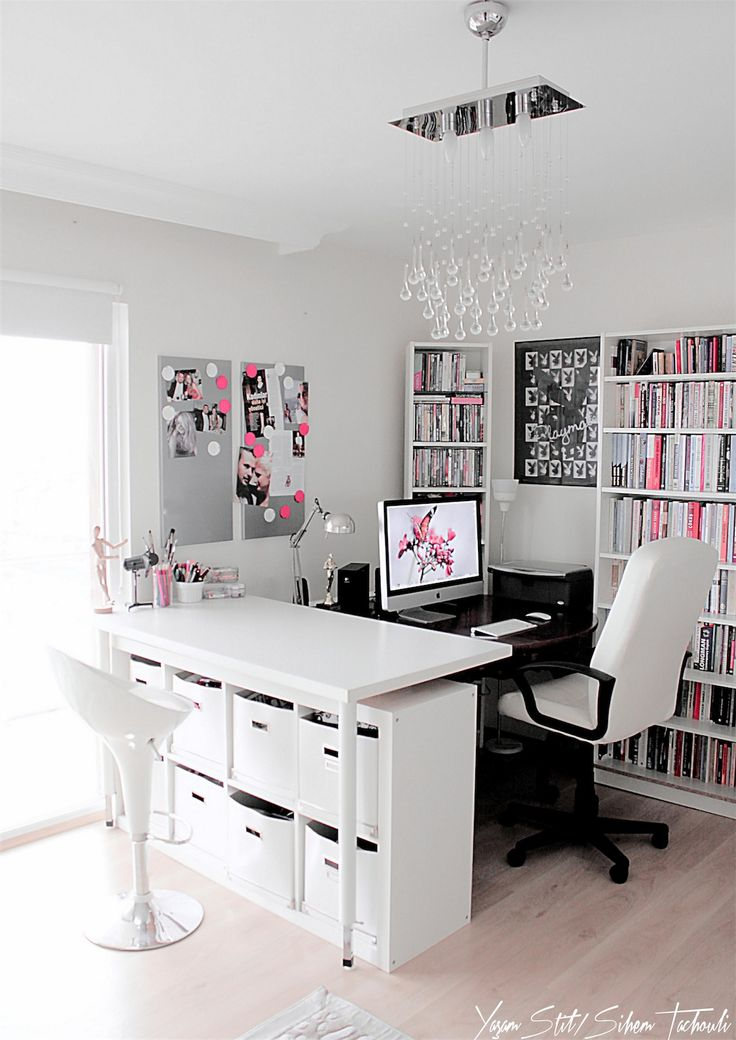 Como organizar oficina en casa