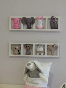Cuadros decorativos para bebes en 3d decoracion de - Cuadro habitacion bebe ...