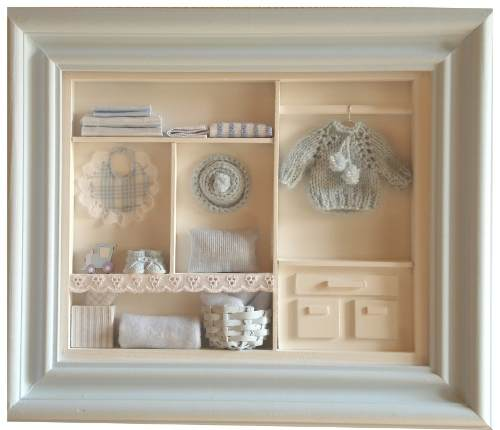 Cuadros para bebes tamano miniatura decoracion de interiores fachadas para casas como - Cuadros de cuarto de bano ...