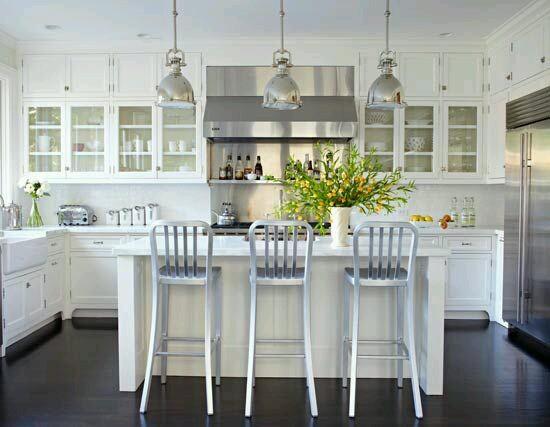 Desayunadores Con Sillas Altas Como Organizar La Casa Fachadas Decoracion De Interiores