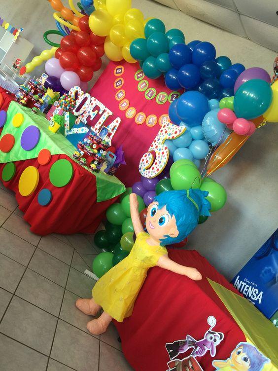 decoracion de fiesta para nina de 5 anos (1)