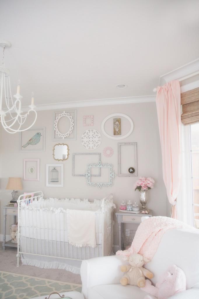 Decoracion de habitacion bebe decoracion de interiores for Decoracion habitacion bebe