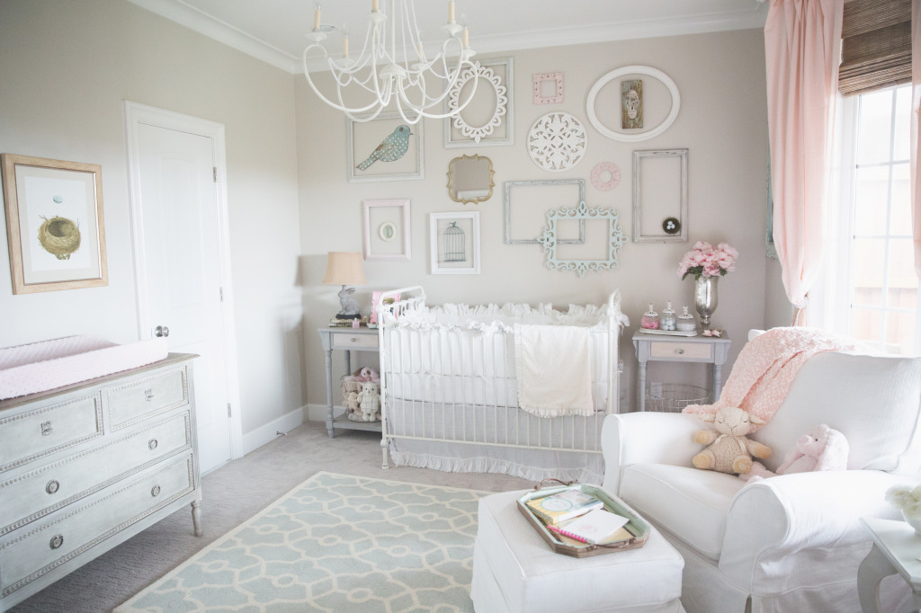 decoracion de habitacion bebe