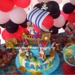 decoracion-de-pastel-jake-y-los-pirata-de-nunca-jamas