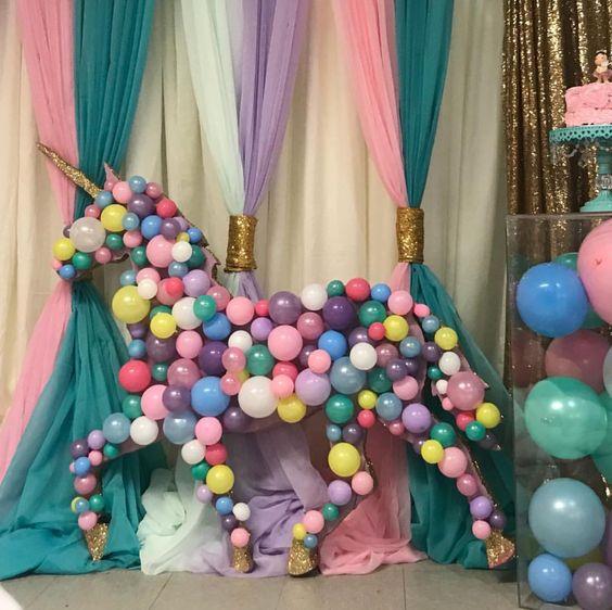 decoracion para cumpleanos de nina de 4 anos (1)