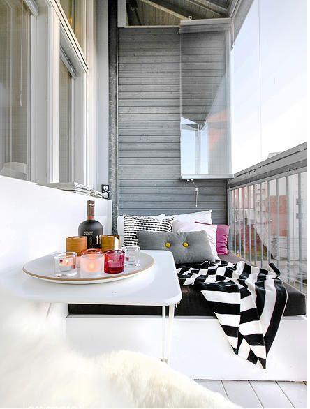 Decoracion terrazas modernas decoracion de interiores for Decoracion terrazas modernas