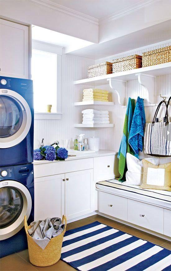 ideas-cuarto-de-lavado (3) | Como Organizar la Casa