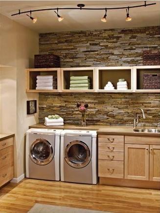 Ideas cuarto de lavado 7 decoracion de interiores for Diseno de muebles para cuarto de lavado