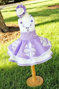 ideas fiesta princesita sofia