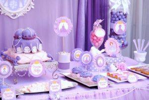 1bd8a6719 Ideas para fiesta de cumpleaños de Princesita Sofia