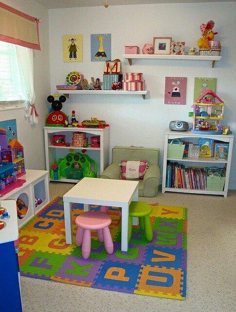 Ideas organizar juguetes 2 decoracion de interiores - Ideas para organizar la casa ...