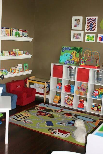 Ideas organizar juguetes 8 decoracion de interiores - Ideas para organizar la casa ...