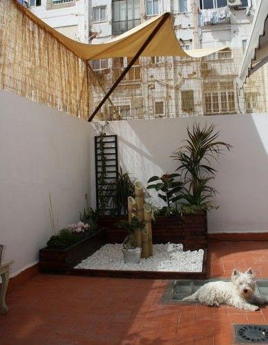 Ideas para jardines interiores 13 como organizar la casa fachadas decoracion de - Decorar la casa barato ...