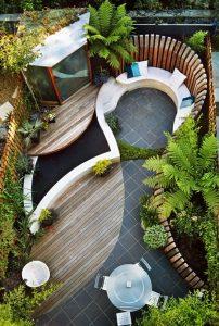 idées pour les jardins d'intérieur