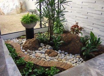ideas para jardines interiores 33 decoracion de