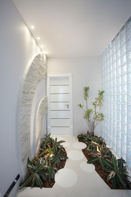 Ideas para jardines interiores 36 decoracion de for Ideas de jardines interiores