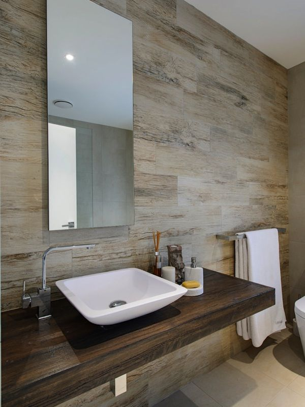 Ideas Organizar Baño:Modern Bathroom Tile Ideas