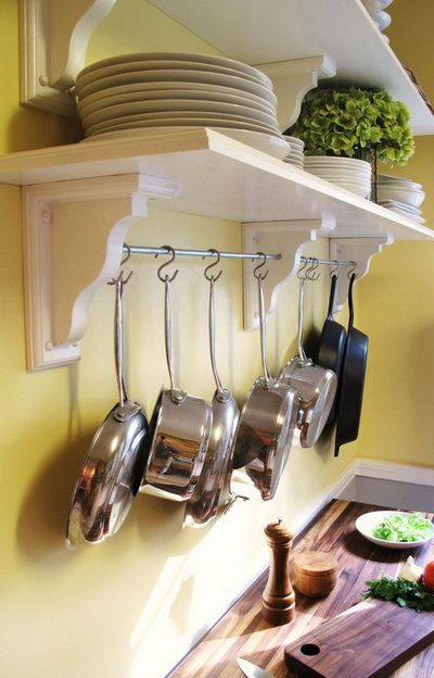 Organiser et trier une cuisine