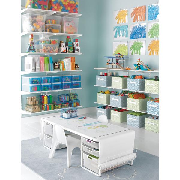 Organizar cuarto para ninas y ninos decoracion de - Organizar habitacion ninos ...