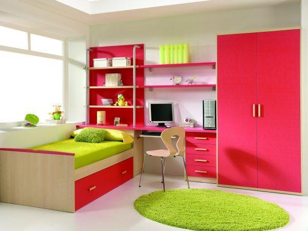 Organizar decorar habitaciones ninasyninos 22 for Cuartos para ninas pequenos