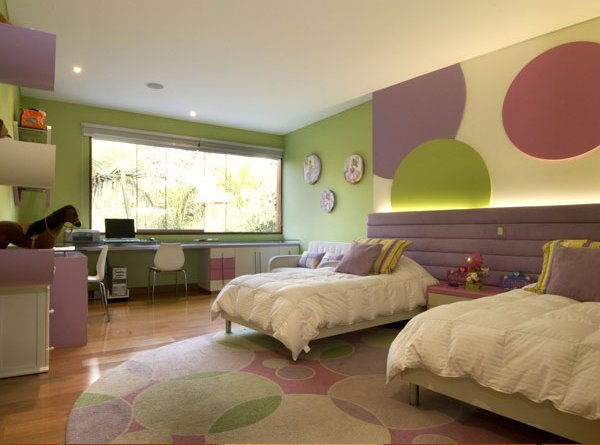 Organizar decorar habitaciones ninasyninos 38 - Habitaciones pequenas ninos ...