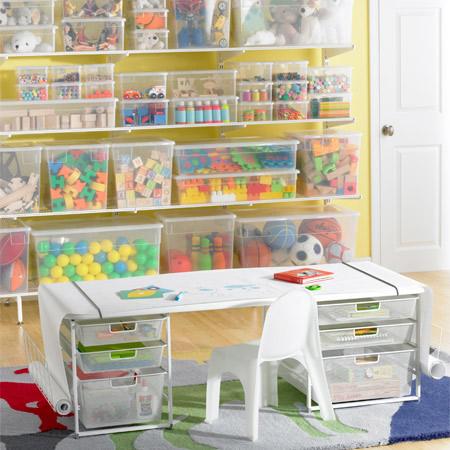 Ideas para organizar habitaciones ninas y ninos - Organizar habitacion ninos ...