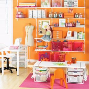 Organizar decorar habitaciones peque as para ni as y ni os - Habitaciones pequenas ninos ...