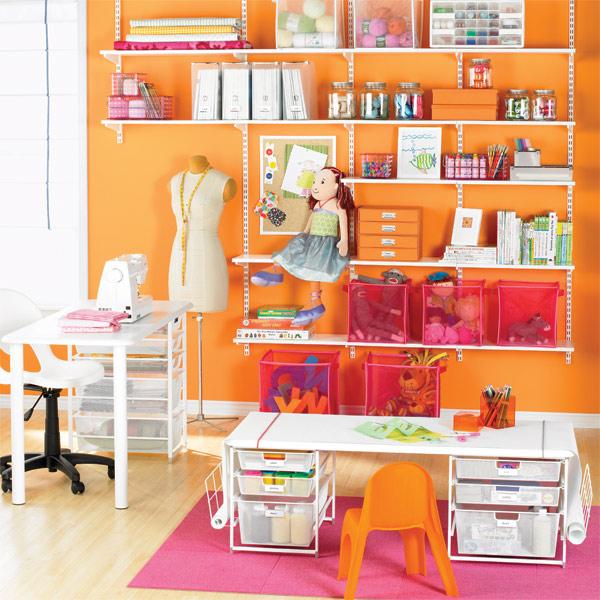 Organizar decorar habitaciones ninasyninos 60 - Habitaciones pequenas para ninas ...