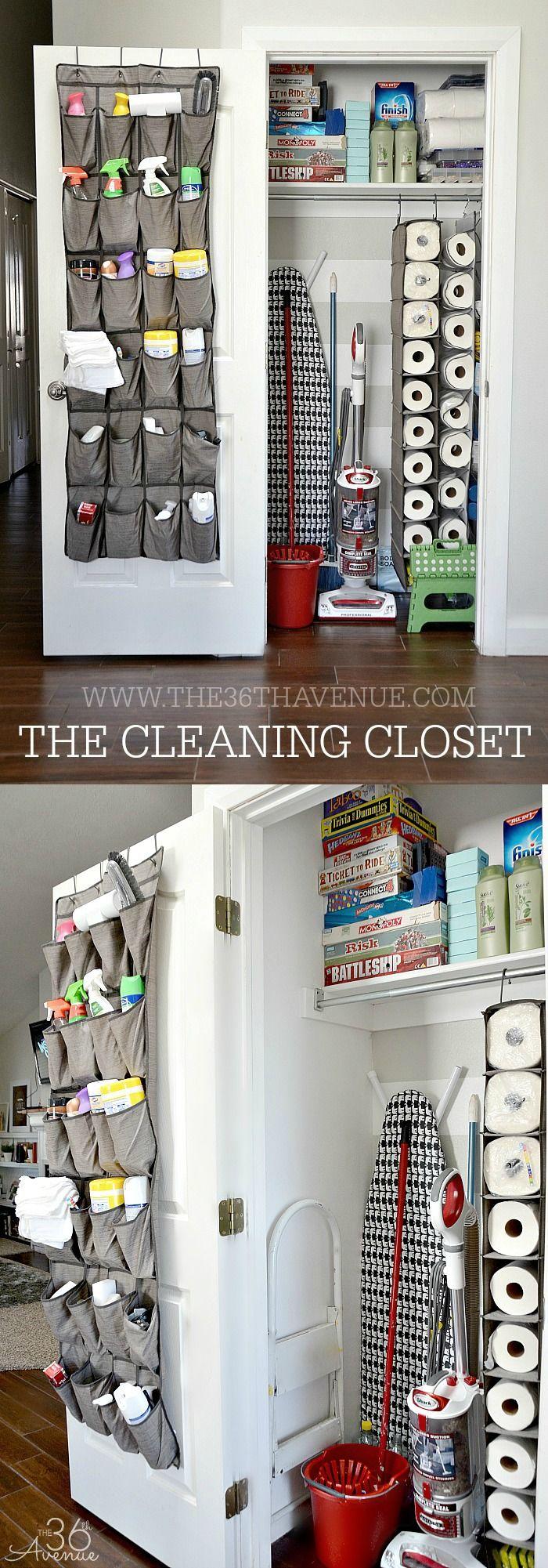 Organizar prductos de limpieza 17 decoracion de - Organizar limpieza casa ...