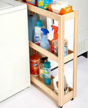 Organizar prductos de limpieza 29 curso de - Organizar limpieza casa ...